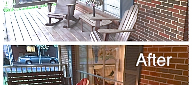 Feng Shui, Front Porch Made Simple